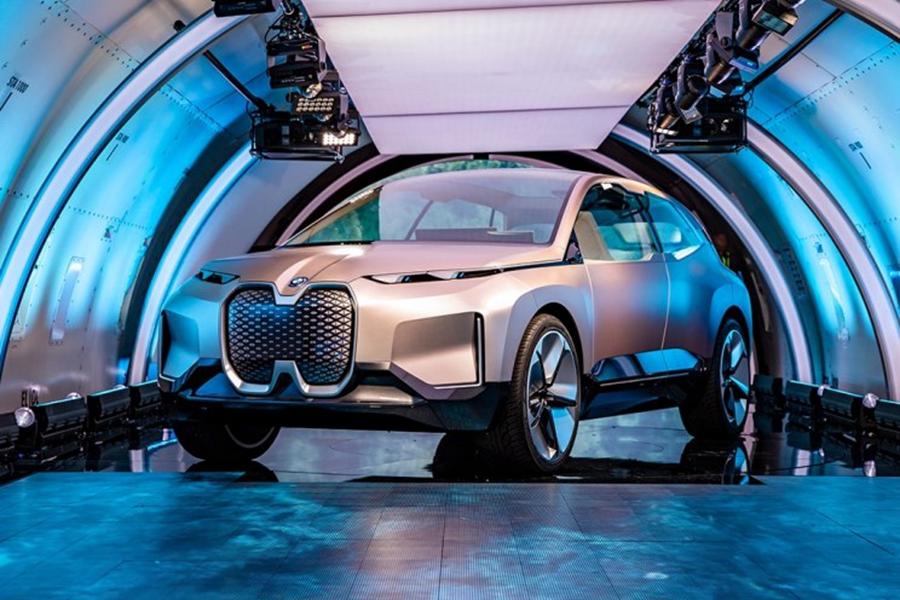 电池容量不同 宝马iNEXT将推多款车型