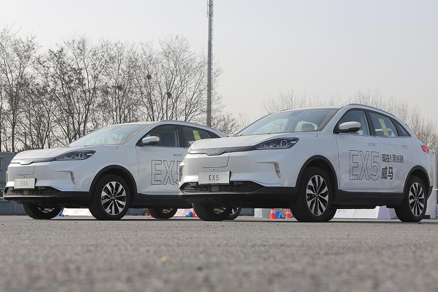 威马汽车完成L3级别自动驾驶路试 2020年量产