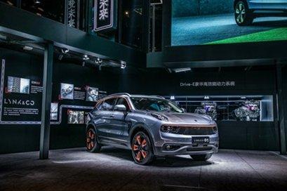 全能智驾SUV领克01迎来上市两周年