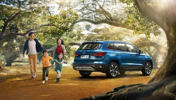 与家人一起享受幸福——捷达VS7车主手册